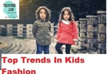 Top Trends In Kids Fashion
