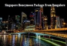Singapore Honeymoon Package From Bangalore