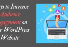 Increase Audience Engagement