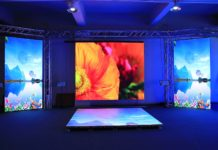 led screen hire london