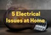 electrical issues at home
