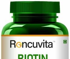 Buy Biotin Supplements for Hair, Skin and Nails in India