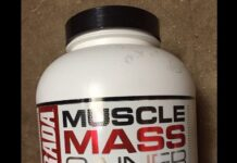 Best Muscle Mass Gainer pre-workout supliment from Labrada and comparision