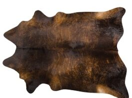 Types of Cowhide Rugs You Can Find Online